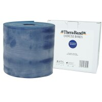 Thera-Band® blau, extra-stark, 45,7m