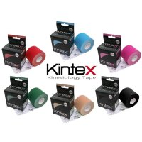6er-Set KINTEX kinesiologie Tapes