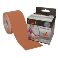 Kinesiologie D-Tape in beige